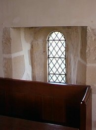 The leper window